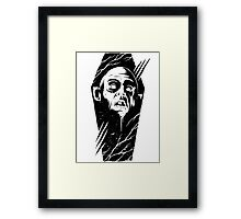 Symphony of Horror Framed Print