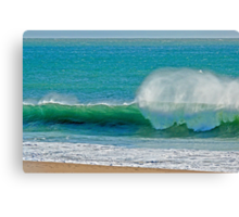 I love it baby :) ... surf Canvas Print