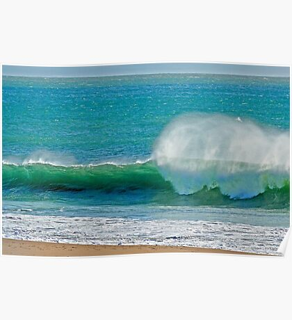 I love it baby :) ... surf Poster