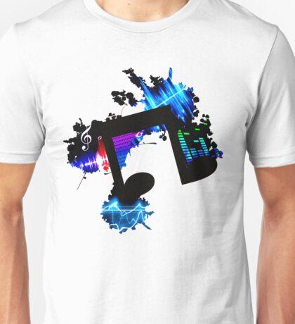 vinyl scratch cutie mark Unisex T-Shirt