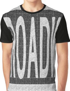 BROADWAY DECO SWING NYC Street Sign  Graphic T-Shirt