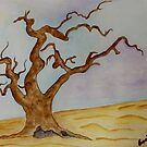 The Almost Dead Tree by Anne Gitto