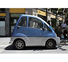car for disabled Photographic Print