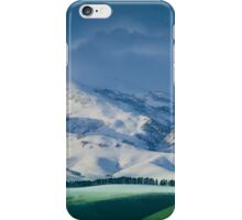 Bendigo Snow Storm iPhone Case/Skin