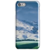 Bendigo Snow Storm iPhone Case/Skin
