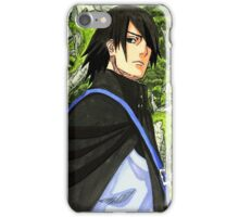 sasuke iPhone Case/Skin