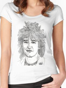Rod the Mod Women's Fitted Scoop T-Shirt