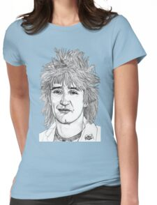 Rod the Mod Womens Fitted T-Shirt
