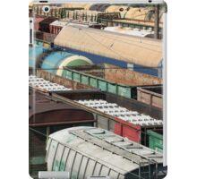 Freight Trains iPad Case/Skin