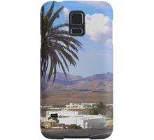 Lanzorote (Spanish Canary Islands) Samsung Galaxy Case/Skin