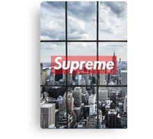 supreme Canvas Print