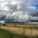 North Redesdale Road Clouds by Littlebirdy73