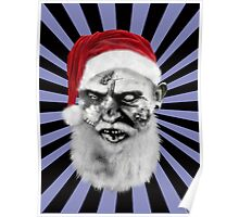 zombie claus Poster