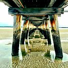 Pier, Victoria near Foster by Littlebirdy73