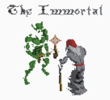 THE IMMORTAL - NES CLASSIC GAME Baby Tee