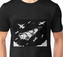 Punk Bomb Earth Destroyed! Unisex T-Shirt