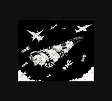 Punk Bomb Earth Destroyed! T-Shirt
