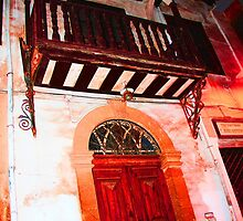 old building 3 by Yannis-Tsif
