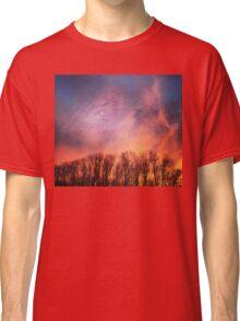 Burning Sky Classic T-Shirt