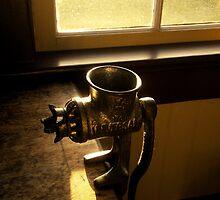 Grinder in Kitchen / Victorian Lighthouse by waddleudo