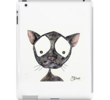 CRAZY CAT iPad Case/Skin