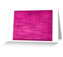 Graphic, Pixel Scape, Pink (Texture, Background) Greeting Card