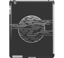 White Moon iPad Case/Skin