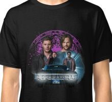 Supernatural The Roads Journey Classic T-Shirt
