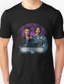 Supernatural The Roads Journey Unisex T-Shirt