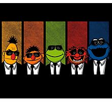 Reservoir Muppets V2 Photographic Print