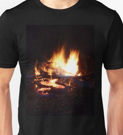 After dinner fire Unisex T-Shirt