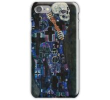 Gustav Klimt - Death And Life (1910 15)  iPhone Case/Skin