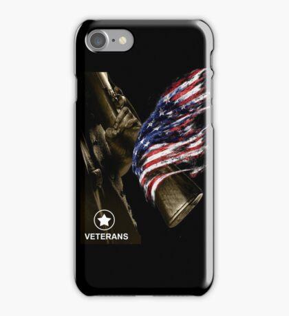 Veterans Day iPhone Case/Skin