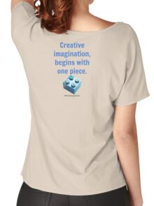 Creative imagination Women's Relaxed Fit T-Shirt