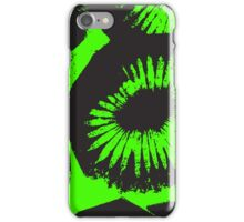 Graphic, Kiwi, Green (Wallpaper, Background) iPhone Case/Skin