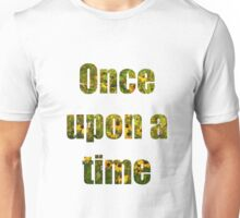 Once Upon A Time- Fairy Garden Unisex T-Shirt