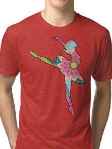 Ballet dancer Tri-blend T-Shirt