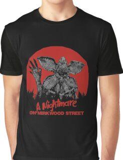 A Nightmare On Mirkwood Street Graphic T-Shirt
