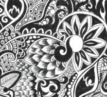 Dream zentangle Sticker