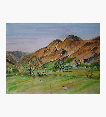 Lovely Langdale Photographic Print