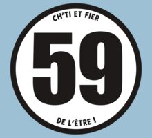 CH'TI du 59 One Piece - Short Sleeve