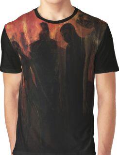 The Ravenous Undead Graphic T-Shirt
