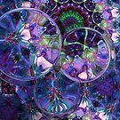 Refraction Over Fractal by Hugh Fathers