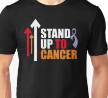 Disease Awareness Shirt - STAND UP TO CANCER Shirt Unisex T-Shirt