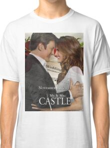 Caskett Wedding Classic T-Shirt