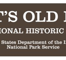 Bent's Old Fort National Historic Site Sticker