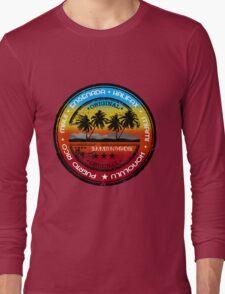 Beach Walk  Long Sleeve T-Shirt
