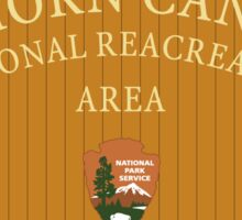 Bighorn Canyon National Recreation Area Sticker