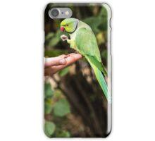 London Parakeet iPhone Case/Skin