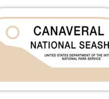 Canaveral National Seashore Sticker